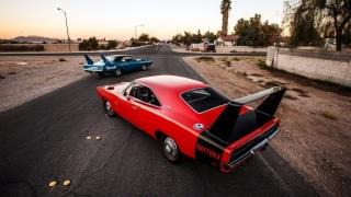 Fotos Dodge Charger Daytona 1969 Foto 5