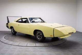 Fotos Dodge Charger Daytona 1969 Foto 8