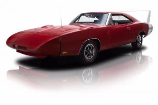 Fotos Dodge Charger Daytona 1969 Foto 13
