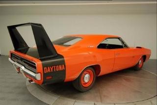 Fotos Dodge Charger Daytona 1969 Foto 14