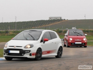 Evento Gama Abarth Foto 1