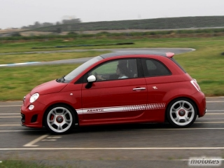 Evento Gama Abarth Foto 3