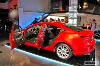 Exposición El Alma del Movimiento - Mazda 6 2013 Foto 10