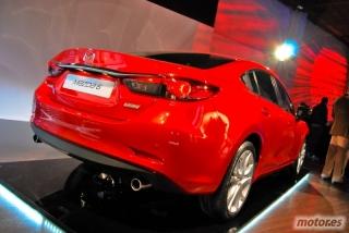 Exposición El Alma del Movimiento - Mazda 6 2013 Foto 11