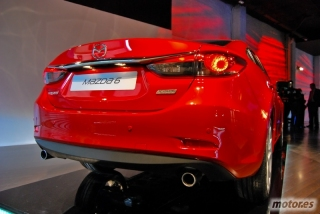 Exposición El Alma del Movimiento - Mazda 6 2013 Foto 12