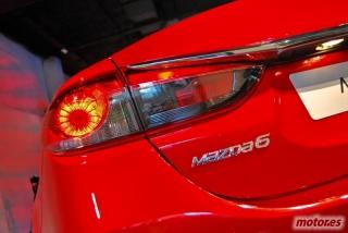 Exposición El Alma del Movimiento - Mazda 6 2013 Foto 13