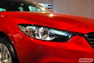 Exposición El Alma del Movimiento - Mazda 6 2013 Foto 14