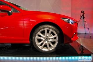 Exposición El Alma del Movimiento - Mazda 6 2013 Foto 15