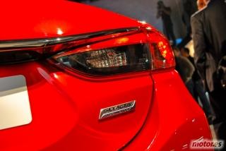 Exposición El Alma del Movimiento - Mazda 6 2013 Foto 16