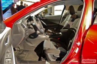 Exposición El Alma del Movimiento - Mazda 6 2013 Foto 18