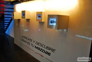 Exposición El Alma del Movimiento - Mazda 6 2013 Foto 2