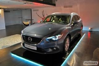 Exposición El Alma del Movimiento - Mazda 6 2013 Foto 22