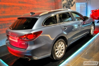 Exposición El Alma del Movimiento - Mazda 6 2013 Foto 23