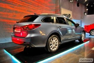 Exposición El Alma del Movimiento - Mazda 6 2013 Foto 24
