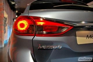 Exposición El Alma del Movimiento - Mazda 6 2013 Foto 25