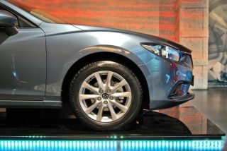 Exposición El Alma del Movimiento - Mazda 6 2013 Foto 26