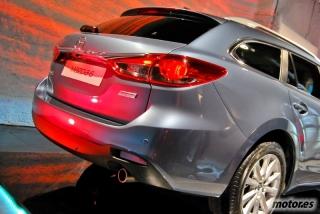 Exposición El Alma del Movimiento - Mazda 6 2013 Foto 27