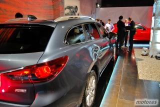 Exposición El Alma del Movimiento - Mazda 6 2013 Foto 41