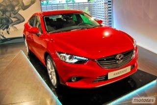 Exposición El Alma del Movimiento - Mazda 6 2013 Foto 6