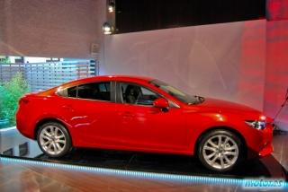 Exposición El Alma del Movimiento - Mazda 6 2013 Foto 7