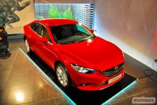 Exposición El Alma del Movimiento - Mazda 6 2013 Foto 8
