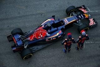 F1 2016: Carlos Sainz