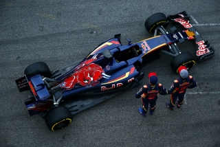 Foto 1 - F1 2016: Carlos Sainz