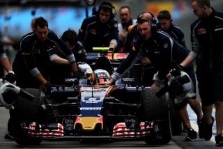 F1 2016: Carlos Sainz Foto 13