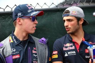 F1 2016: Carlos Sainz Foto 161