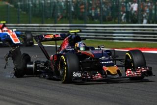 F1 2016: Carlos Sainz Foto 174