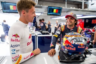 F1 2016: Carlos Sainz Foto 163