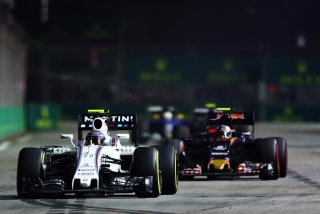 F1 2016: Carlos Sainz Foto 202