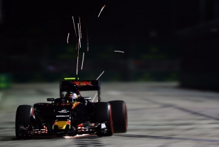 F1 2016: Carlos Sainz Foto 206