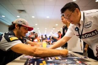 F1 2016: Carlos Sainz Foto 190