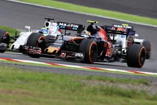 F1 2016: Carlos Sainz Foto 225