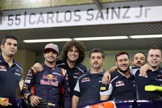 F1 2016: Carlos Sainz Foto 257