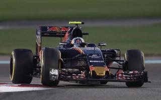 F1 2016: Carlos Sainz Foto 264