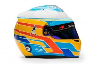 F1 2017: los cascos - Foto 1
