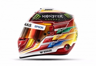 F1 2017: los cascos - Foto 3