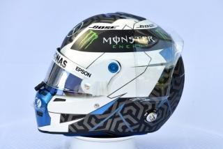 Foto 3 - F1 2019: los cascos