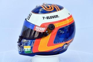Foto 1 - F1 2019: los cascos