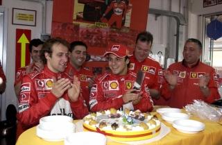 Felipe Massa: 16 años en Fórmula 1 Foto 5