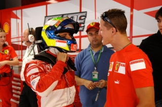 Felipe Massa: 16 años en Fórmula 1 Foto 19