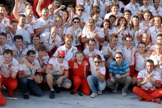 Felipe Massa: 16 años en Fórmula 1 Foto 30