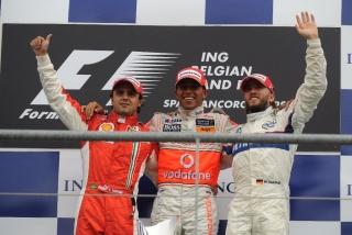 Felipe Massa: 16 años en Fórmula 1 Foto 50