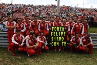 Felipe Massa: 16 años en Fórmula 1 Foto 57