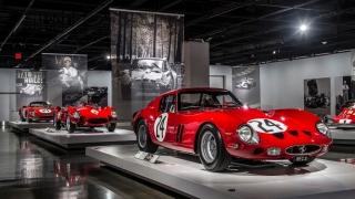 "Ferrari ""Seeing Red"" del Petersen Museum Foto 1"