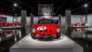 "Ferrari ""Seeing Red"" del Petersen Museum Foto 2"