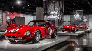 "Ferrari ""Seeing Red"" del Petersen Museum Foto 3"
