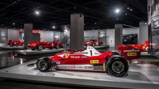 "Ferrari ""Seeing Red"" del Petersen Museum Foto 4"